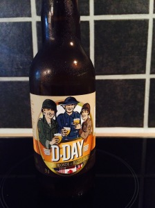 D-Day beer