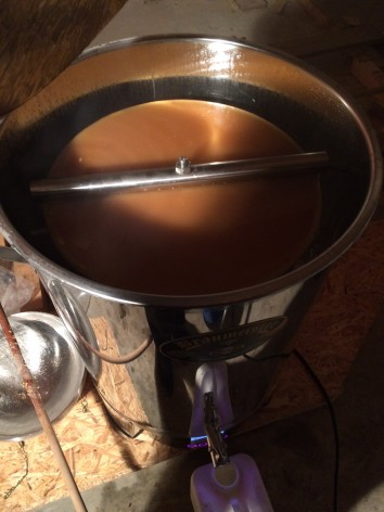 Brewing bock